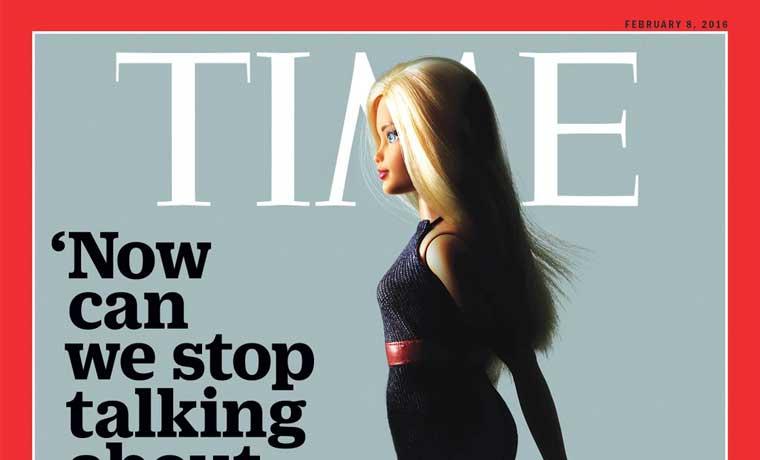 Barbies tendrán caderas anchas y piernas más cortas