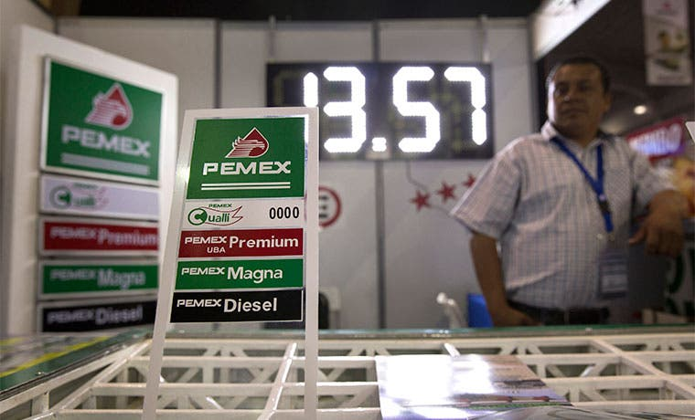 México analiza capitalizar Pemex si la empresa cumple requisitos