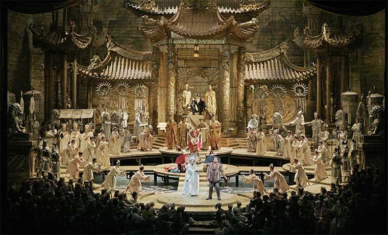 Ópera de Puccini se presentará este sábado