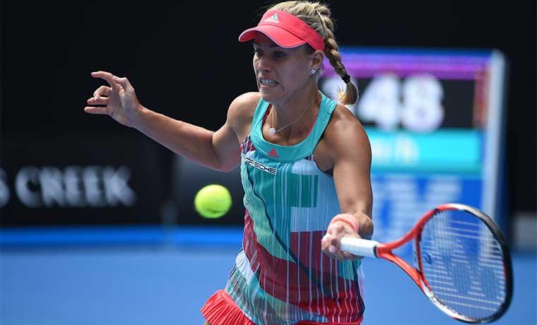 Kerber y el reto de frenar a Serena