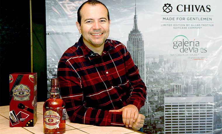 Chivas Regal lo invita a Nueva York