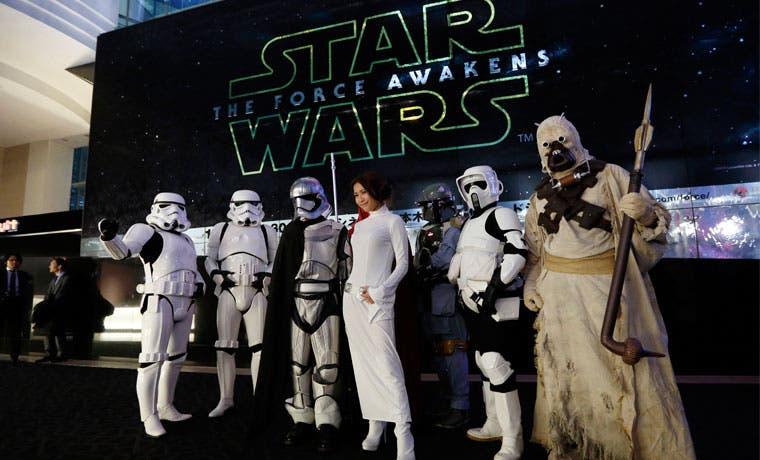 Star Wars convierte a Disney en la marca más poderosa del mundo