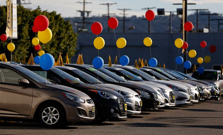 Oferta de usados presionará ventas de autos en Estados Unidos