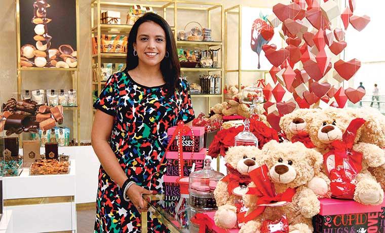 Chocolatería Britt lanza sus propuestas para San Valentín