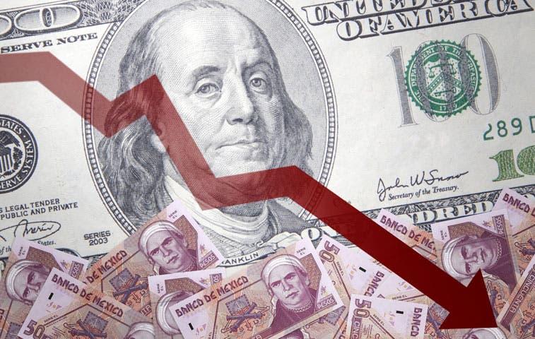 Peor moneda del mundo genera retiros de ETF bursátil de México