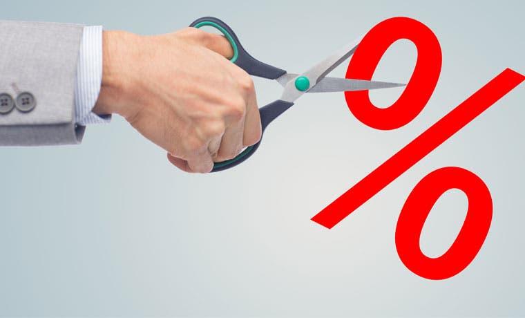 BOE no subirá tasas hasta 2018, pero ¿qué tal un recorte?
