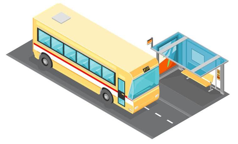 Cartago y Curridabat firman convenio con MOPT para terminales de buses