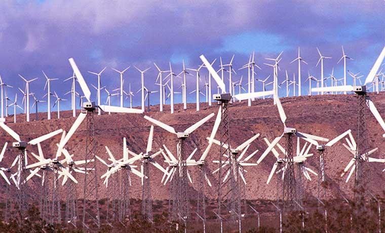 Renovables fueron mayor fuente de energía en Estados Unidos