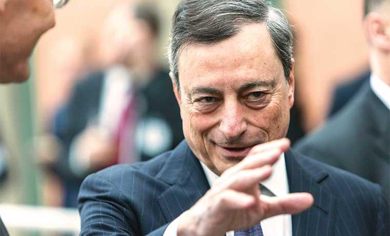 UE reduce pronóstico de inflación 2016 al 0,5% por menor crecimiento