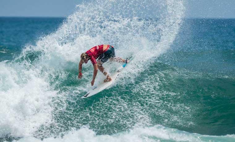 Surf latinoamericano con dos paradas en Costa Rica