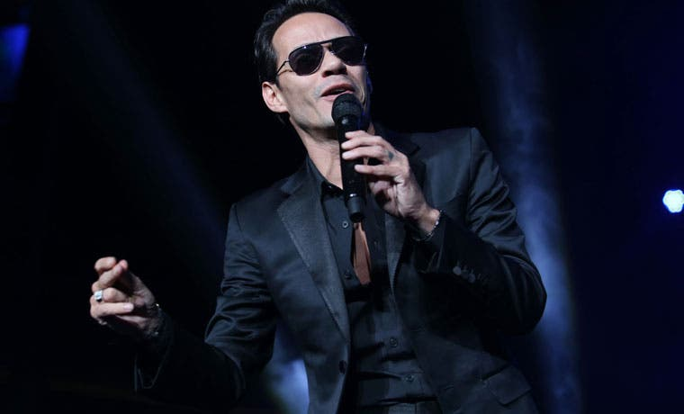 Marc Anthony más cerca