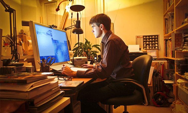 Trabajar desde la casa puede causar un gran perjuicio al planeta
