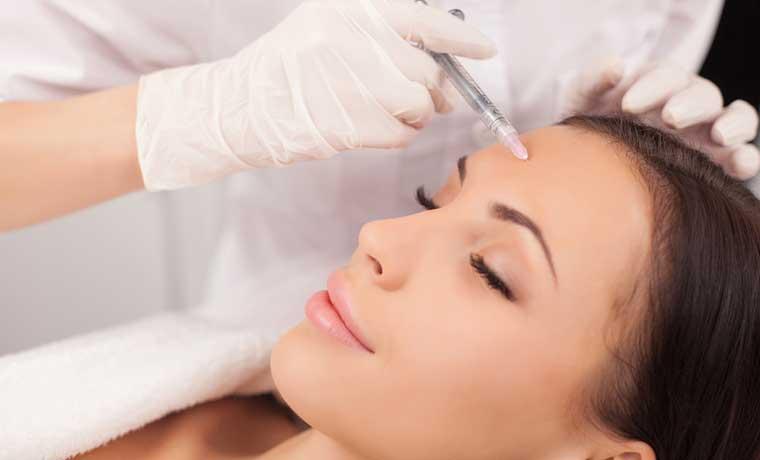 Tratamiento con bótox alivia migrañas crónicas