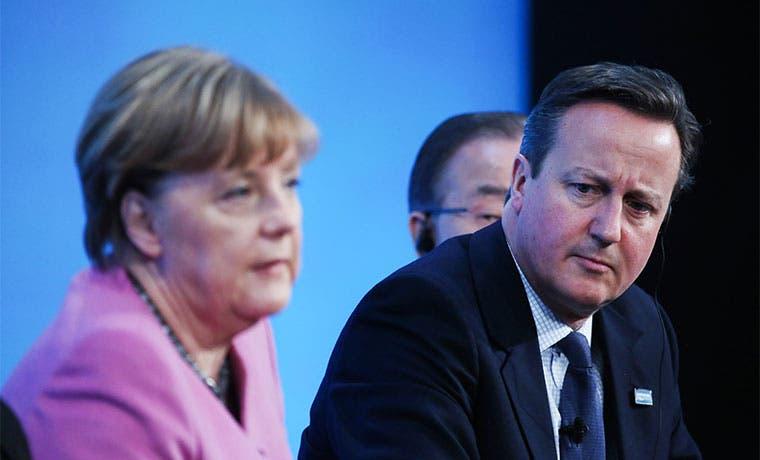 David Cameron necesita ayuda para mantener al Reino Unido en UE