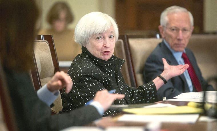 Yellen equilibrará confianza y cautela ante panorama incierto