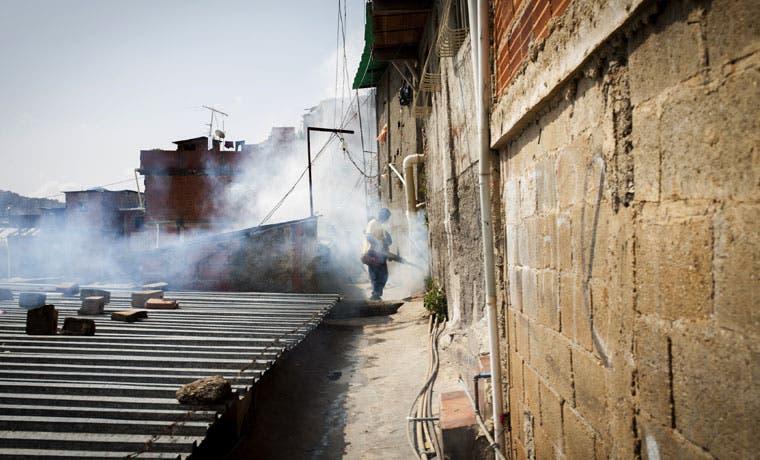 Salud y Fuerza Pública continúan operativos de fumigación