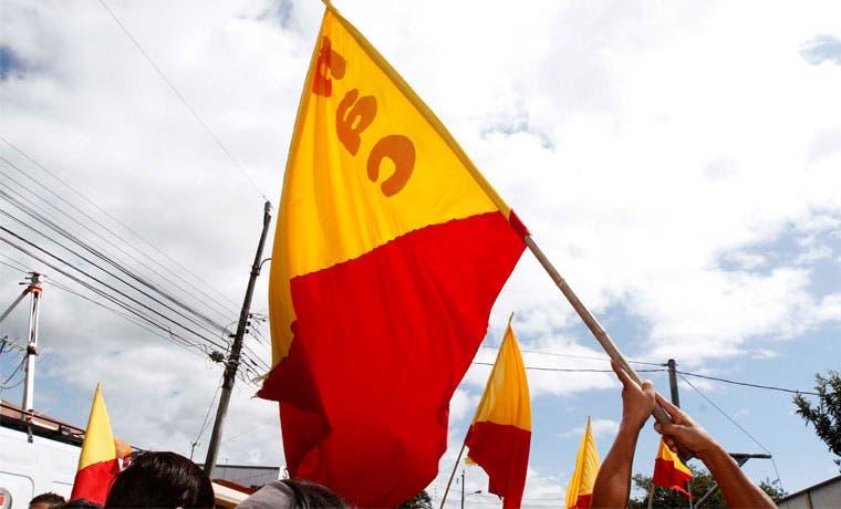 PAC solo se reeligió en uno de los seis cantones que ganó en 2010