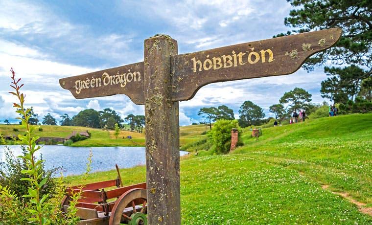 Hobbits no compensan bajo precio de la leche en Nueva Zelanda