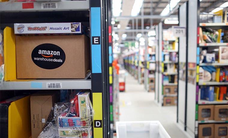 Amazon creará negocio de entregas para competir con Alibaba