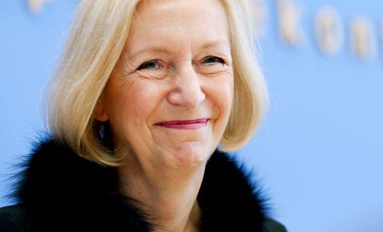 Ministra de educación de Alemania visita el país para temas de cooperación