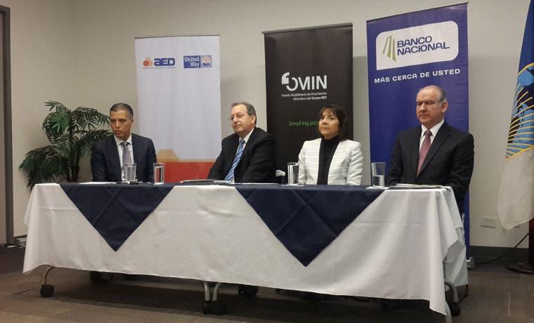 Banco Nacional y BID con $783 mil más para banca destinada a la mujer