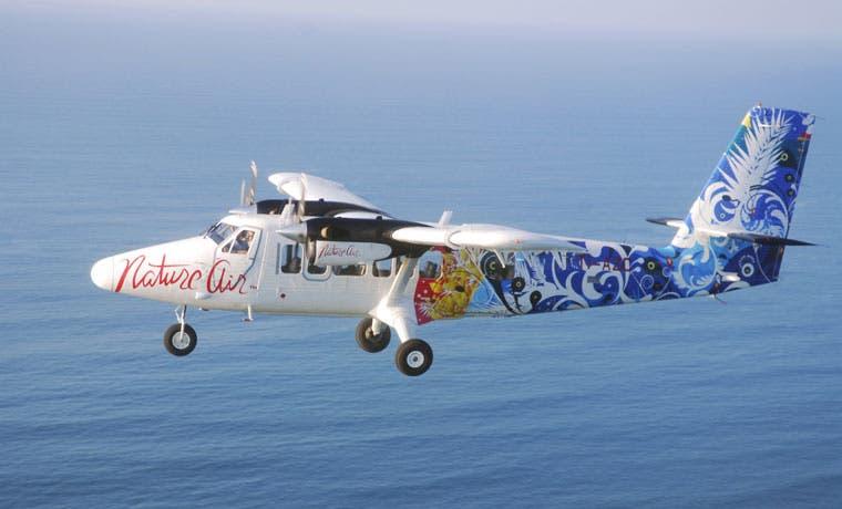Nature Air lanza promoción por San Valentín
