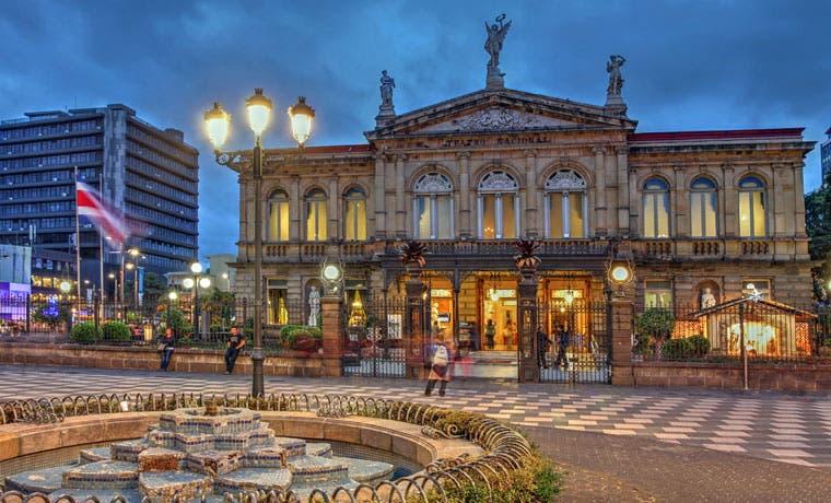 Teatro Nacional anunció su programación 2016