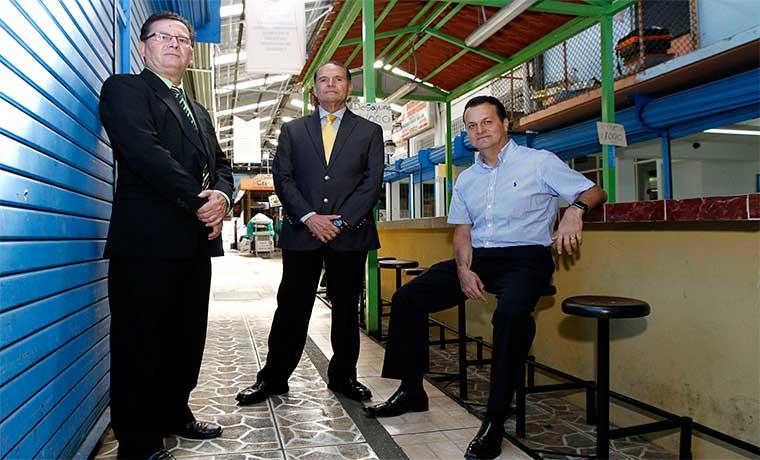 Trameros se adueñan del Mercado Borbón, tras alianza con Banco Popular