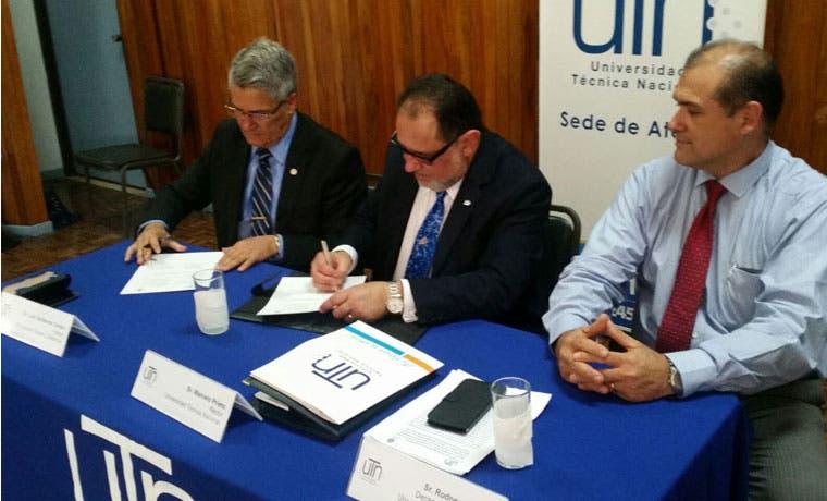 UTN y UNED unen esfuerzos de cooperación