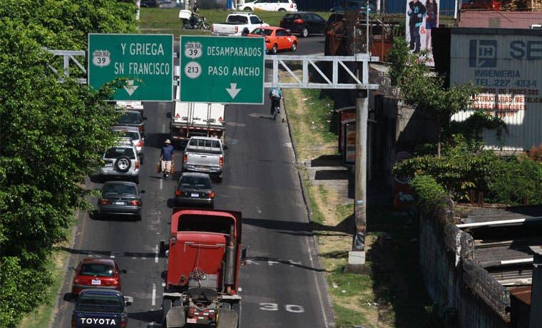 Ratifican apertura de paso a desnivel en Paso Ancho para mayo