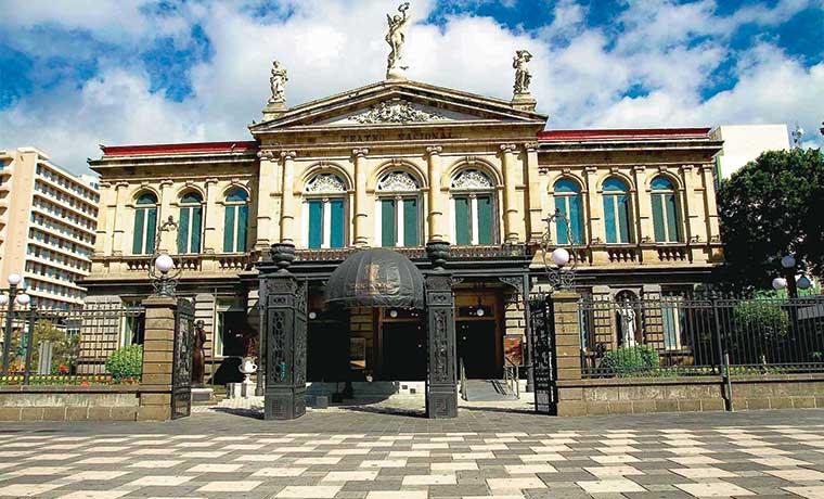 Teatro Nacional renueva su programación