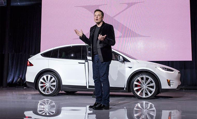 Elon Musk de Tesla presentará el Model 3 a fin de marzo