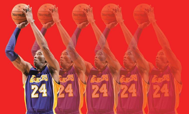 Kobe en su último Juego de Estrellas