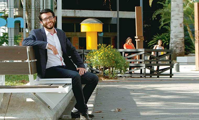 Conozca al joven de 25 años que liderará Montes de Oca