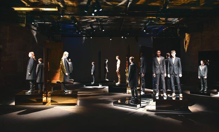 Calvin Klein innova el armario masculino