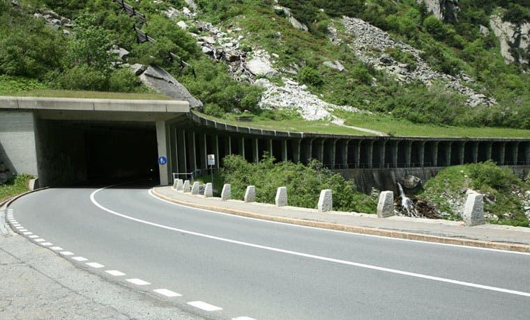 Túneles falsos evitarían cierres en el Zurquí