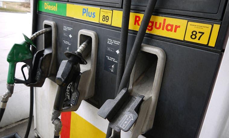 Gasolina bajaría ¢115 en marzo