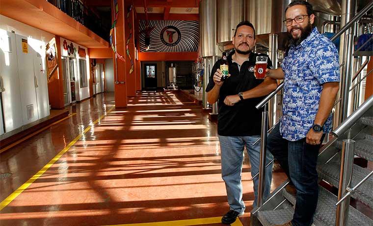Domingo 7 incorpora nueva cerveza a su catálogo