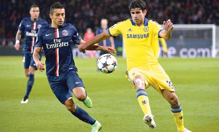 Tercer capítulo entre PSG y Chelsea