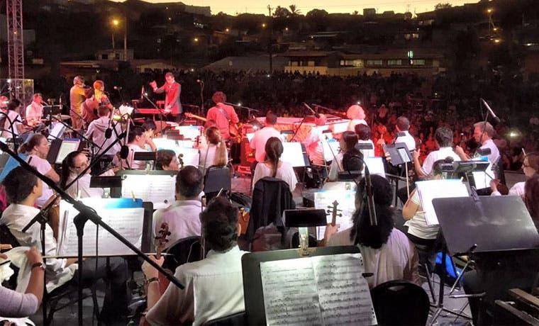 Orquesta Sinfónica Nacional y Malpaís, gratis en Verano Sinfónico