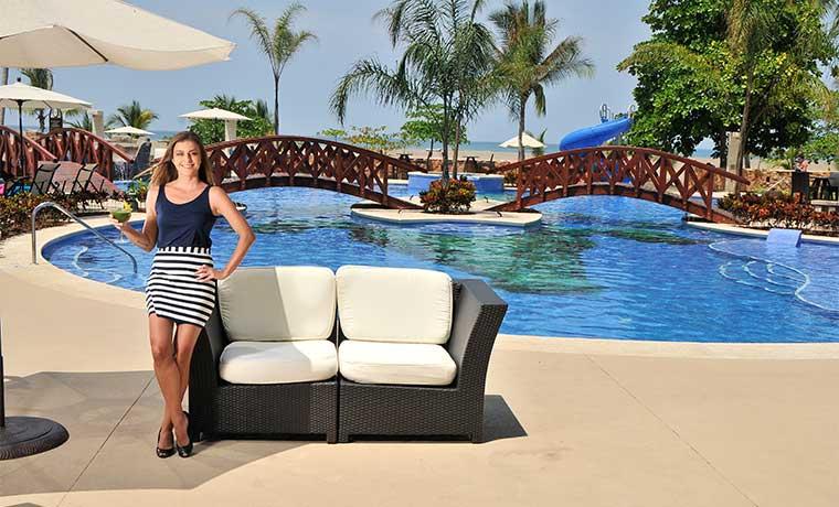 Croc's Casino Resort celebra aniversario de lujo