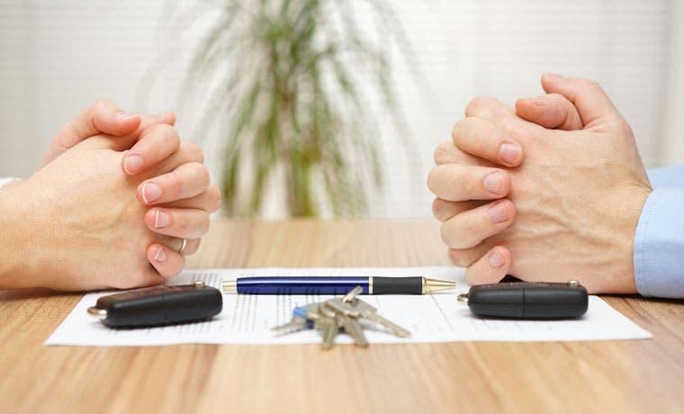 Aplicación ayuda a padres divorciados que discuten por el dinero