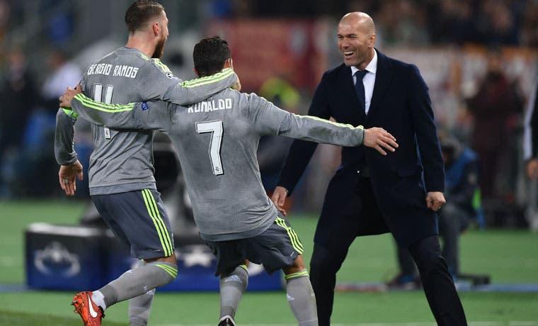 Real Madrid conquista Roma, Navas sigue invicto