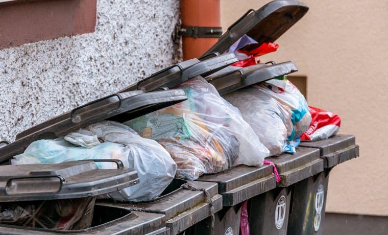 87 distritos del país no tienen servicio de recolección de basura