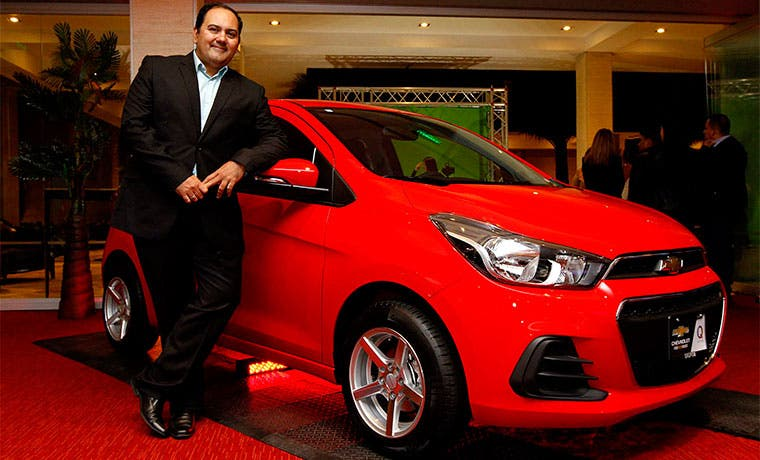 Chevrolet presentó la nueva generación de Spark