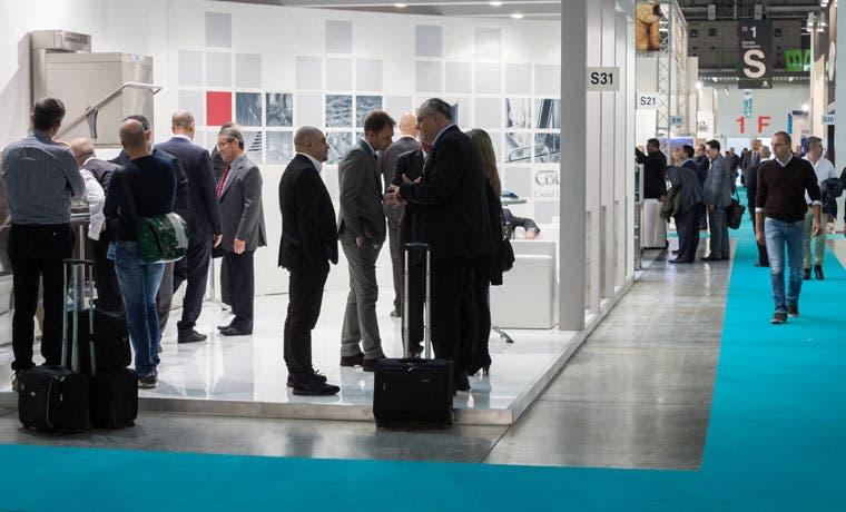 Feria industrial abre espacio de exhibición para sus productos