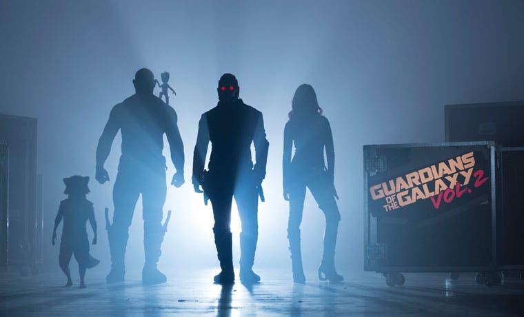 Inició rodaje de Guardianes de la Galaxia 2