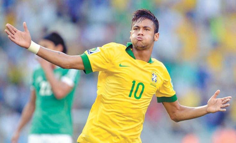 Hinchas de fútbol serán jueces más duros de Neymar