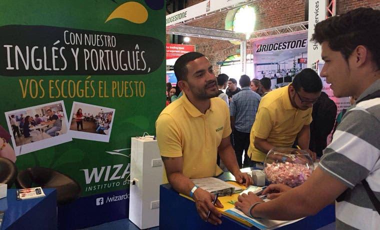 Portugués es el segundo idioma más importante en feria de empleo Cinde