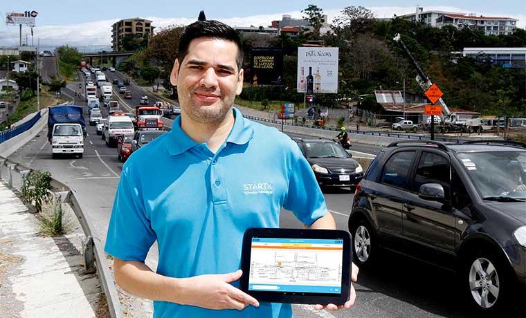 App creada por ticos monitoreará puentes del país